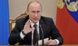 بوتين: هزيمة الإرهاب فى سوريا باتت قريبة