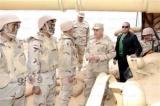 رسائل هامة لرئيس الأركان خلال زيارته لقوات الجيش الثاني