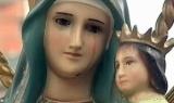 صور  تمثال العذراء مريم يذرف دموعا من الدماء في كولومبيا