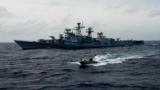 عاجل... غرق السفينة الحربية الروسية أمام سواحل تركيا