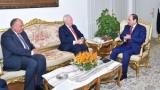 نشر تفاصيل لقاء السيسي ووزير خارجية أسبانيا