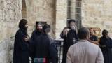 الكنيسة القبطية تحتج على إصلاحات دير السلطان بالقدس