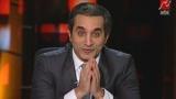 باسم يوسف يكشف أسباب زيارته للاجئين السوريين