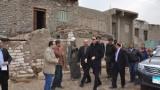 بسبب الهوس من بناء  كنيسة وقف ترميم منزل قبطي بالفشن